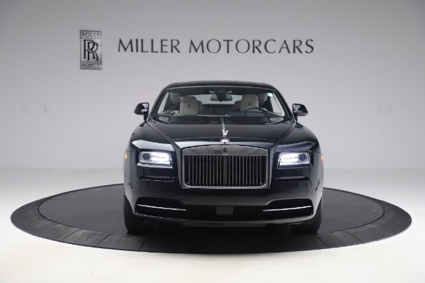 Used 2015 Rolls-Royce Wraith Base for sale $168,900 at Pagani of Greenwich in Greenwich CT 06830 2