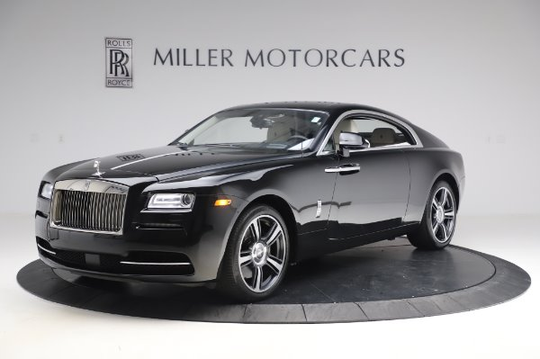Used 2015 Rolls-Royce Wraith Base for sale $168,900 at Pagani of Greenwich in Greenwich CT 06830 3