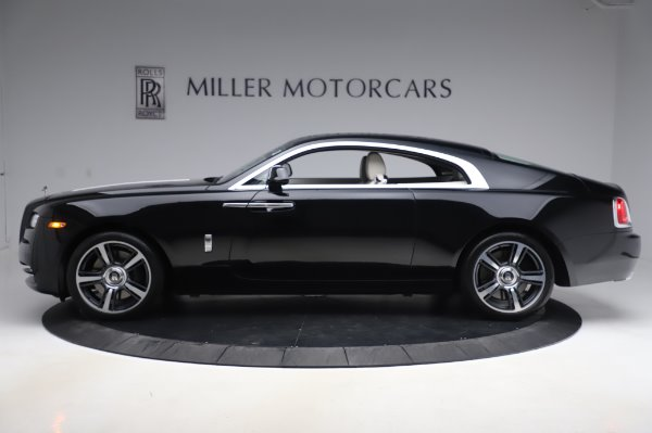 Used 2015 Rolls-Royce Wraith Base for sale $168,900 at Pagani of Greenwich in Greenwich CT 06830 4
