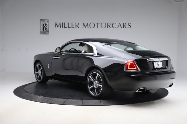 Used 2015 Rolls-Royce Wraith Base for sale $168,900 at Pagani of Greenwich in Greenwich CT 06830 5