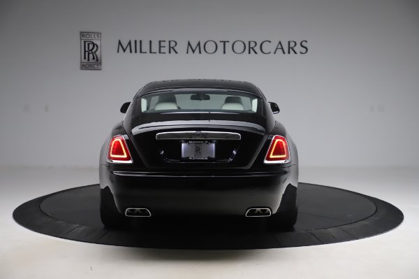 Used 2015 Rolls-Royce Wraith Base for sale $168,900 at Pagani of Greenwich in Greenwich CT 06830 6