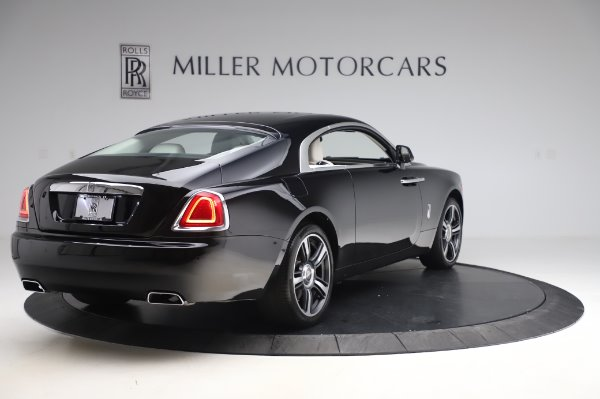 Used 2015 Rolls-Royce Wraith Base for sale $168,900 at Pagani of Greenwich in Greenwich CT 06830 7