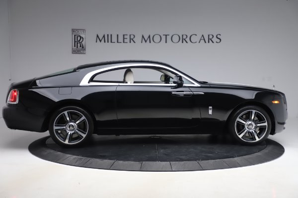 Used 2015 Rolls-Royce Wraith Base for sale $168,900 at Pagani of Greenwich in Greenwich CT 06830 8