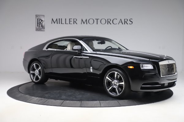 Used 2015 Rolls-Royce Wraith Base for sale $168,900 at Pagani of Greenwich in Greenwich CT 06830 9