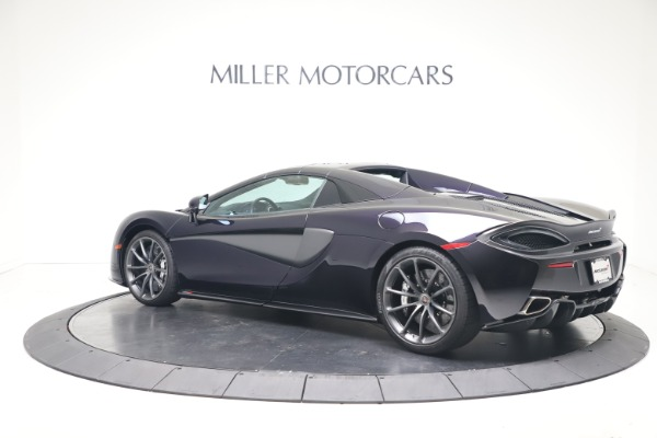 Used 2019 McLaren 570S Spider for sale Call for price at Pagani of Greenwich in Greenwich CT 06830 12