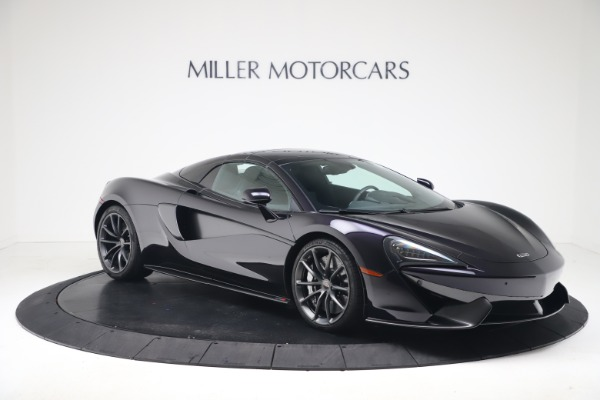 Used 2019 McLaren 570S Spider Convertible for sale $189,900 at Pagani of Greenwich in Greenwich CT 06830 16