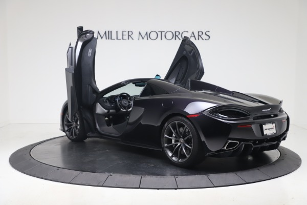 Used 2019 McLaren 570S Spider for sale Call for price at Pagani of Greenwich in Greenwich CT 06830 20