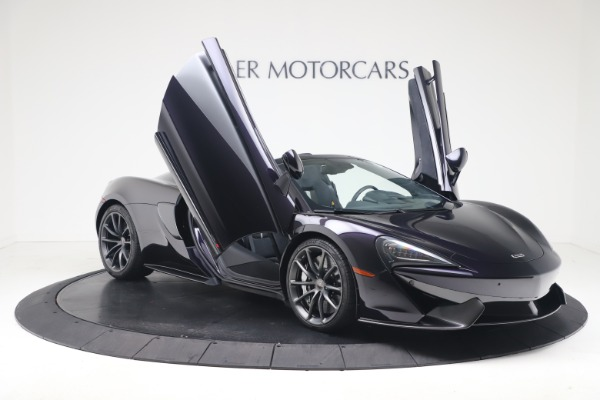 Used 2019 McLaren 570S Spider Convertible for sale $189,900 at Pagani of Greenwich in Greenwich CT 06830 24