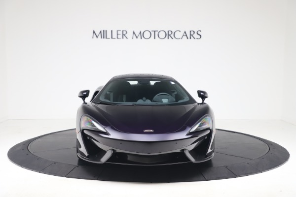 Used 2019 McLaren 570S Spider Convertible for sale $189,900 at Pagani of Greenwich in Greenwich CT 06830 9
