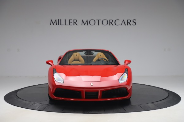 Used 2018 Ferrari 488 Spider Base for sale $289,900 at Pagani of Greenwich in Greenwich CT 06830 12