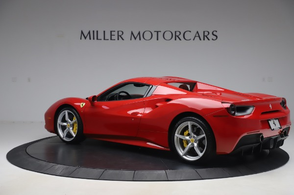 Used 2018 Ferrari 488 Spider Base for sale $289,900 at Pagani of Greenwich in Greenwich CT 06830 14