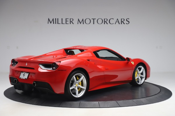 Used 2018 Ferrari 488 Spider Base for sale $289,900 at Pagani of Greenwich in Greenwich CT 06830 15