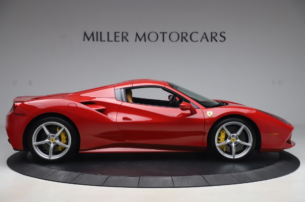 Used 2018 Ferrari 488 Spider Base for sale $289,900 at Pagani of Greenwich in Greenwich CT 06830 16