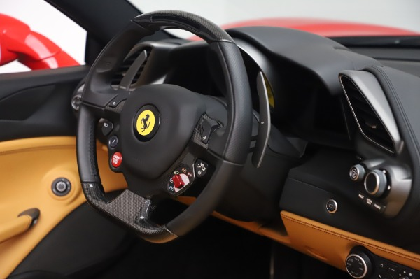 Used 2018 Ferrari 488 Spider Base for sale $289,900 at Pagani of Greenwich in Greenwich CT 06830 26