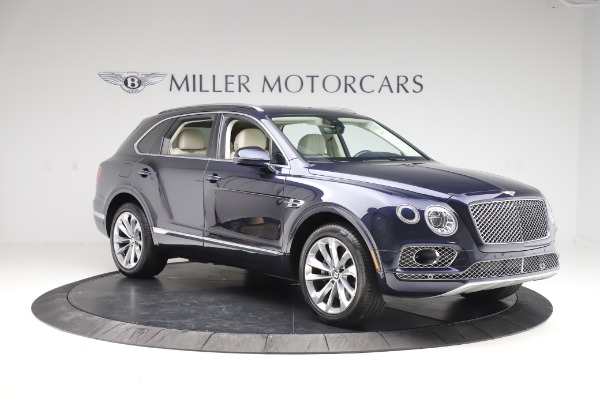 Used 2017 Bentley Bentayga W12 for sale $139,900 at Pagani of Greenwich in Greenwich CT 06830 11