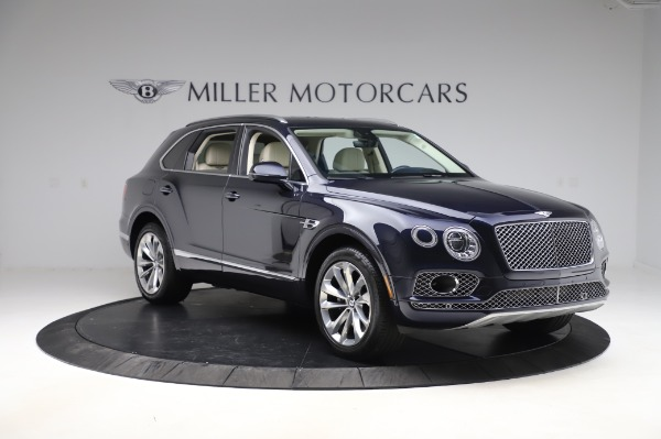 Used 2017 Bentley Bentayga W12 for sale $139,900 at Pagani of Greenwich in Greenwich CT 06830 12
