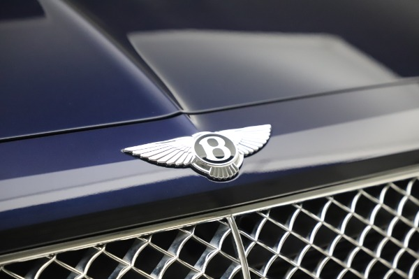 Used 2017 Bentley Bentayga W12 for sale $139,900 at Pagani of Greenwich in Greenwich CT 06830 15