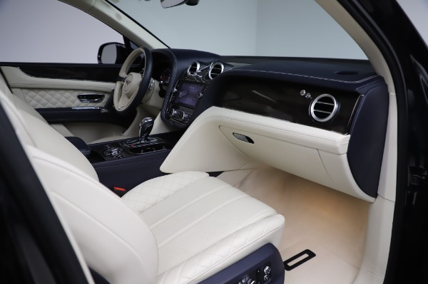Used 2017 Bentley Bentayga W12 for sale $139,900 at Pagani of Greenwich in Greenwich CT 06830 25