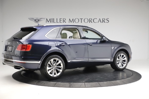 Used 2017 Bentley Bentayga W12 for sale $139,900 at Pagani of Greenwich in Greenwich CT 06830 8