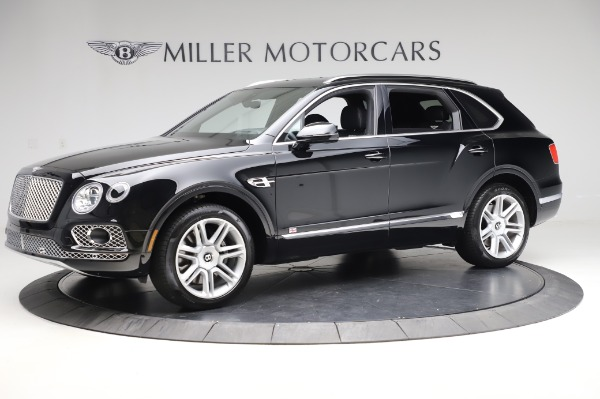 Used 2018 Bentley Bentayga Activity Edition for sale $155,900 at Pagani of Greenwich in Greenwich CT 06830 2