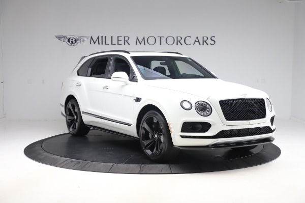 Used 2018 Bentley Bentayga Black Edition for sale Call for price at Pagani of Greenwich in Greenwich CT 06830 11