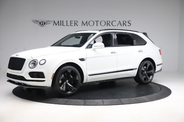 Used 2018 Bentley Bentayga Black Edition for sale Call for price at Pagani of Greenwich in Greenwich CT 06830 2