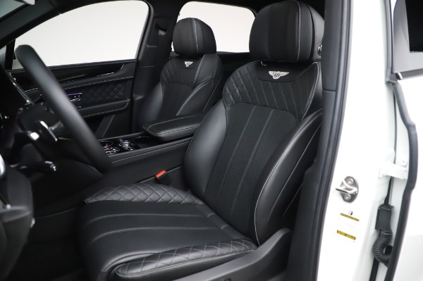 Used 2018 Bentley Bentayga Black Edition for sale Call for price at Pagani of Greenwich in Greenwich CT 06830 21