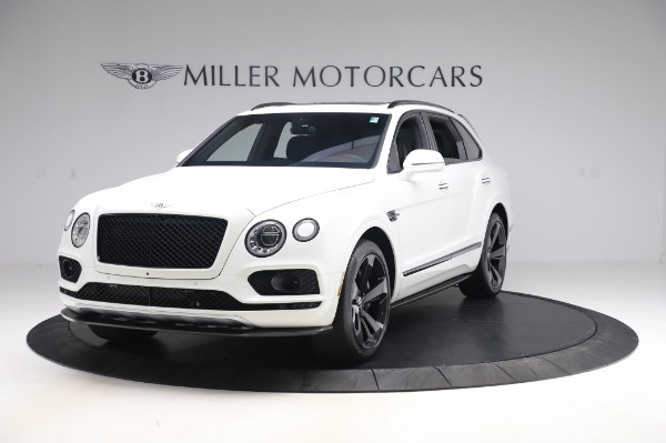 Used 2018 Bentley Bentayga Black Edition for sale Call for price at Pagani of Greenwich in Greenwich CT 06830 1
