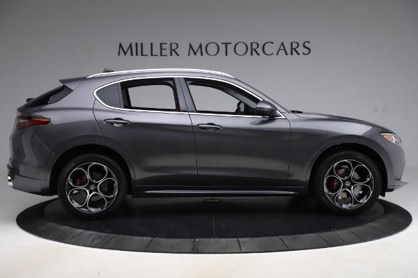 New 2020 Alfa Romeo Stelvio Ti Q4 for sale Sold at Pagani of Greenwich in Greenwich CT 06830 10