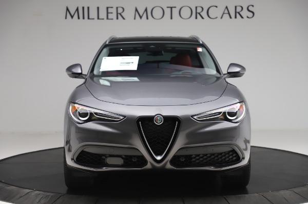 New 2020 Alfa Romeo Stelvio Ti Q4 for sale Sold at Pagani of Greenwich in Greenwich CT 06830 13