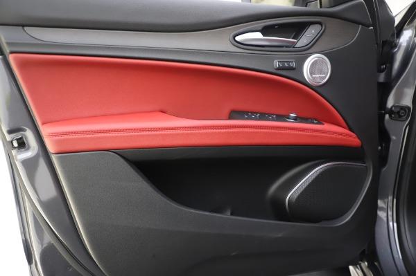New 2020 Alfa Romeo Stelvio Ti Q4 for sale Sold at Pagani of Greenwich in Greenwich CT 06830 18