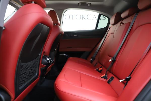New 2020 Alfa Romeo Stelvio Ti Q4 for sale Sold at Pagani of Greenwich in Greenwich CT 06830 20