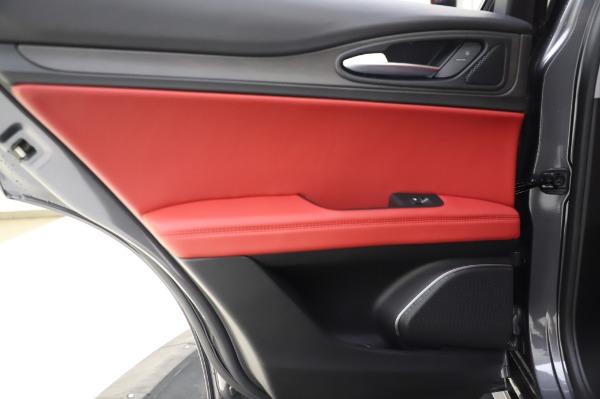New 2020 Alfa Romeo Stelvio Ti Q4 for sale Sold at Pagani of Greenwich in Greenwich CT 06830 22