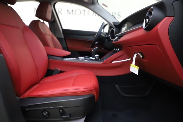 New 2020 Alfa Romeo Stelvio Ti Q4 for sale Sold at Pagani of Greenwich in Greenwich CT 06830 24