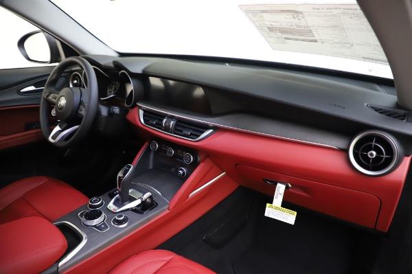 New 2020 Alfa Romeo Stelvio Ti Q4 for sale Sold at Pagani of Greenwich in Greenwich CT 06830 25