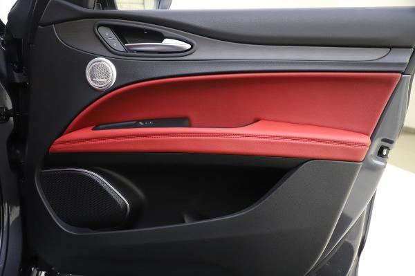 New 2020 Alfa Romeo Stelvio Ti Q4 for sale Sold at Pagani of Greenwich in Greenwich CT 06830 26