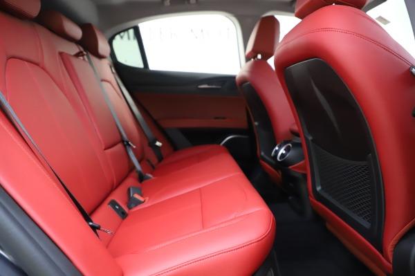New 2020 Alfa Romeo Stelvio Ti Q4 for sale Sold at Pagani of Greenwich in Greenwich CT 06830 28