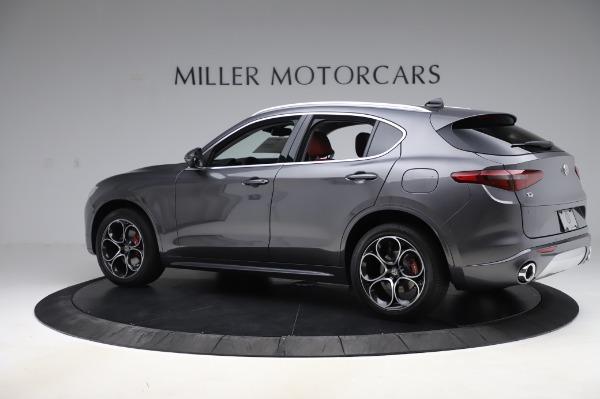 New 2020 Alfa Romeo Stelvio Ti Q4 for sale Sold at Pagani of Greenwich in Greenwich CT 06830 5