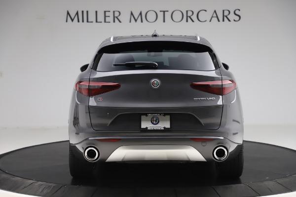 New 2020 Alfa Romeo Stelvio Ti Q4 for sale Sold at Pagani of Greenwich in Greenwich CT 06830 7