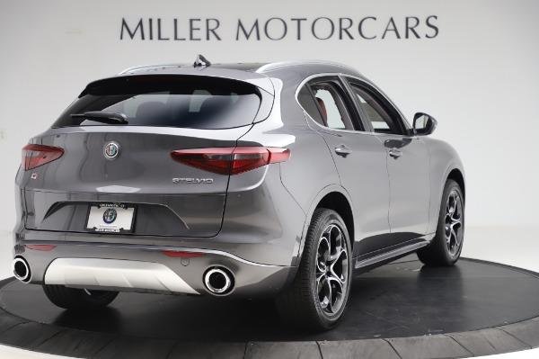New 2020 Alfa Romeo Stelvio Ti Q4 for sale Sold at Pagani of Greenwich in Greenwich CT 06830 8