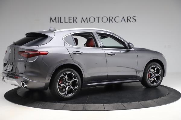 New 2020 Alfa Romeo Stelvio Ti Q4 for sale Sold at Pagani of Greenwich in Greenwich CT 06830 9