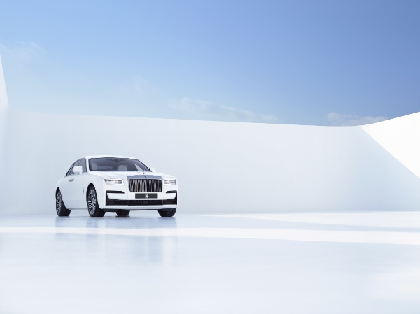 New 2021 Rolls-Royce Ghost for sale Sold at Pagani of Greenwich in Greenwich CT 06830 3