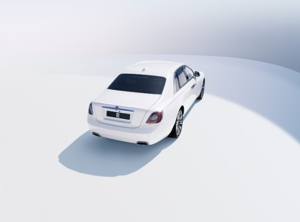 New 2021 Rolls-Royce Ghost for sale Sold at Pagani of Greenwich in Greenwich CT 06830 4