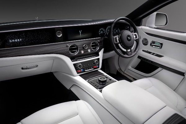 New 2021 Rolls-Royce Ghost for sale Sold at Pagani of Greenwich in Greenwich CT 06830 9