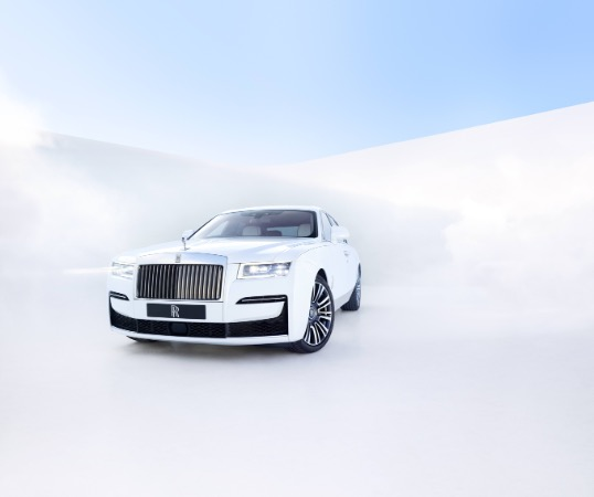 New 2021 Rolls-Royce Ghost for sale Sold at Pagani of Greenwich in Greenwich CT 06830 1