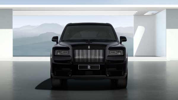 New 2021 Rolls-Royce Cullinan Black Badge for sale Sold at Pagani of Greenwich in Greenwich CT 06830 2