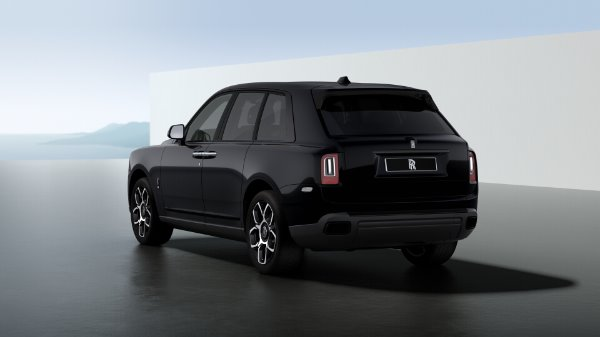 New 2021 Rolls-Royce Cullinan Black Badge for sale Sold at Pagani of Greenwich in Greenwich CT 06830 4