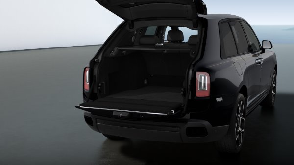 New 2021 Rolls-Royce Cullinan Black Badge for sale Sold at Pagani of Greenwich in Greenwich CT 06830 6