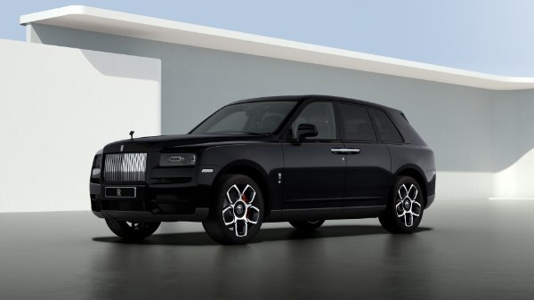 New 2021 Rolls-Royce Cullinan Black Badge for sale Sold at Pagani of Greenwich in Greenwich CT 06830 1