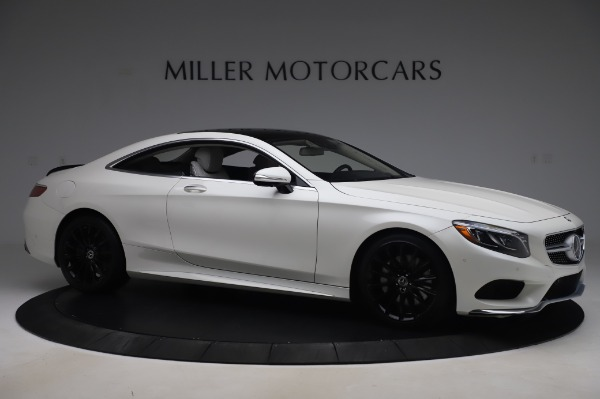 Used 2015 Mercedes-Benz S-Class S 550 4MATIC for sale Sold at Pagani of Greenwich in Greenwich CT 06830 10